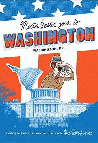 9781910023594: Mister Lester Goes to Washington