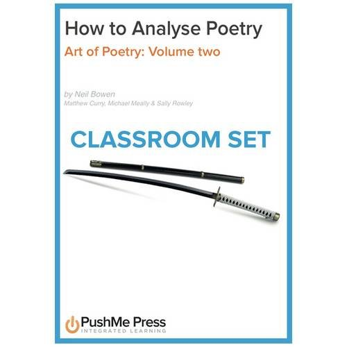 9781910038123: How to Analyse Poetry - Art of Poetry Volume Two Classroom Set (10 Copy Set)