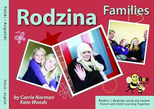9781910058015: Rodzina: Families (Bee Lingual Books) (Polish and English Edition)