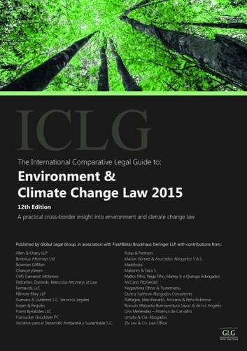 The International Comparative Legal Guide to: Environment & Climate Change Law: Freshfields ...