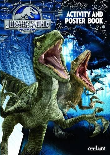 9781910114131: Jurassic World Activity and Poster Book (Jurassic World Movie)