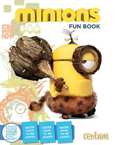 Minions: Fun Book: Centum Books Ltd