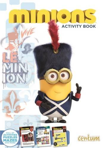 Minions: Activity Book: Centum Books Ltd