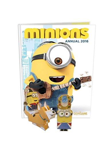 9781910114506: Official Minions Movie Annual 2016