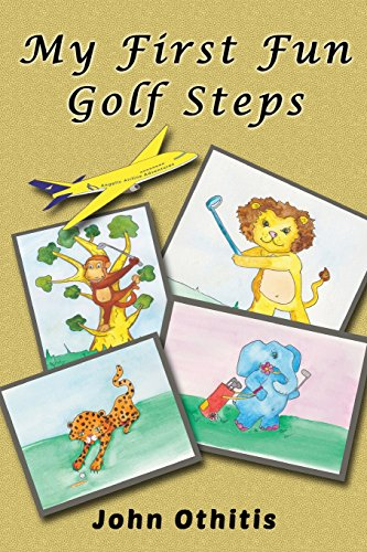 9781910115145: My First Fun Golf Steps (My First Travel Books)