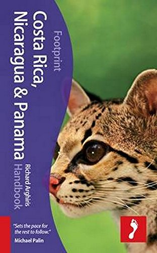 9781910120095: Costa Rica, Nicaragua & Panama Handbook (Footprint Handbooks)