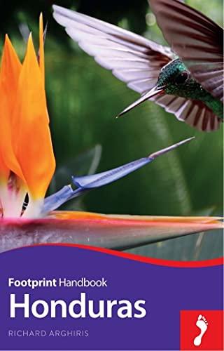 9781910120354: Honduras Handbook (Footprint - Handbooks)