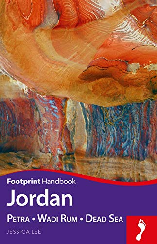 9781910120880: Jordan Handbook: Petra - Wadi Rum - Dead Sea (Footprint - Handbooks)