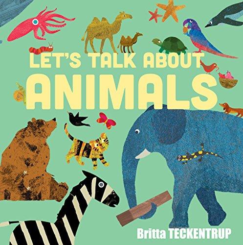 Let's Talk About Animals: Harriet Blackford