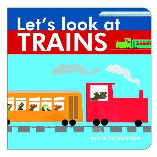 Let's Look at Trains: Blackford, Harriet