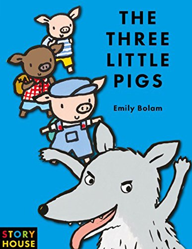 The Three Little Pigs (Story House Book)
