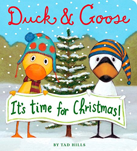 9781910126608: Duck and Goose it's Time for Christmas