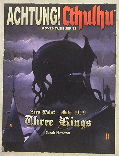 9781910132081: Achtung! Cthulhu Zero Point Three Kings 1939