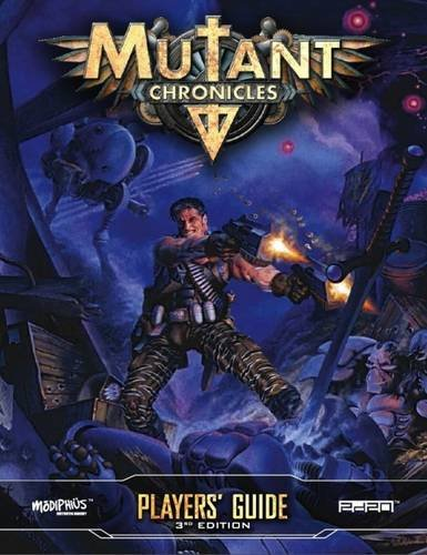 9781910132272: Mutant Chronicles Player's Guide