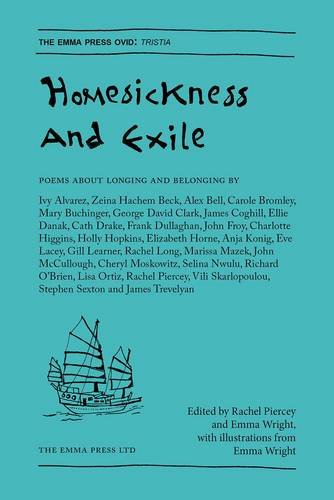 The Homesickness and Exile: Poems About Longing and Belonging (The Emma Press Ovid): Emma Press