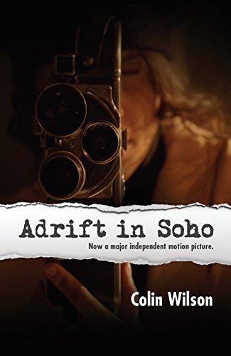 Adrift in Soho (Paperback): Colin Wilson