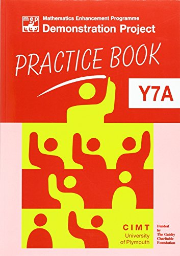 9781910171004: MEP Demonstration Project Practice: Book Y7A