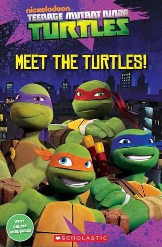 9781910173220: Teenage Mutant Ninja Turtles: Meet the Turtles! (Popcorn Starter Readers)