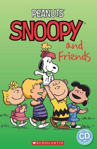 9781910173305: Peanuts: Snoopy and Friends (Popcorn Readers)