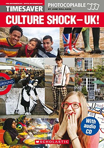 9781910173367: Culture Shock - UK! - Book with Audio CD