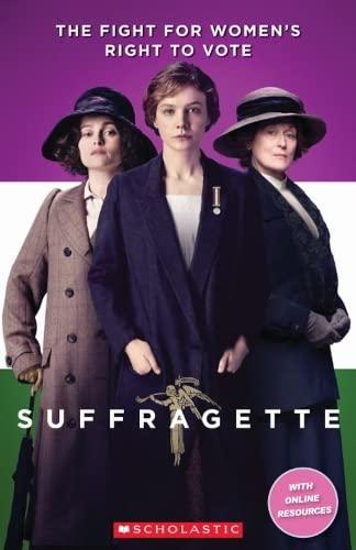 Suffragette (Scholastic Readers): Jane Rollason