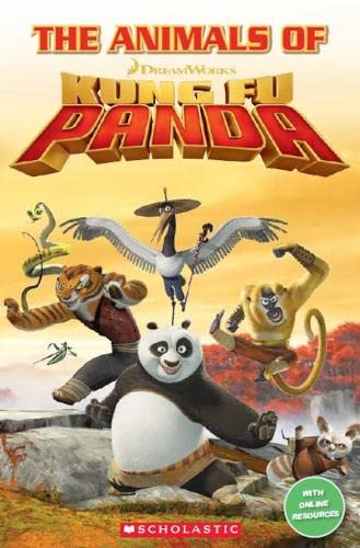 9781910173800: The Animals of Kung Fu Panda (Popcorn Readers)