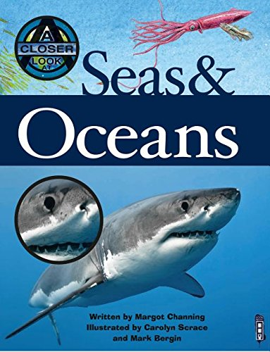 9781910184318: Seas & Oceans (Closer Look at)
