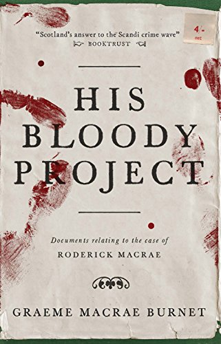 9781910192146: His Bloody Project