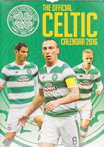 9781910199220: The Official Celtic 2016 A3 Calendar