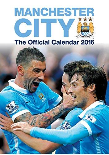 9781910199299: The Official Manchester City 2016 A3 Calendar