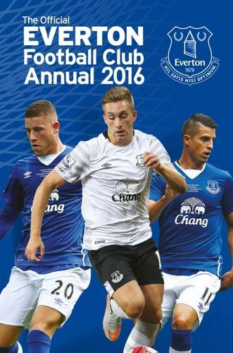 9781910199442: The Official Everton Annual 2016