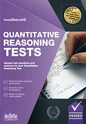 Quantitative Reasoning Tests: The Ultimate