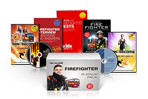 9781910202692 firefighter recruitment platinum package box set how to become a firefighter book - Being A Firefighter Why Do You Want To Be A Firefighter Interview Question