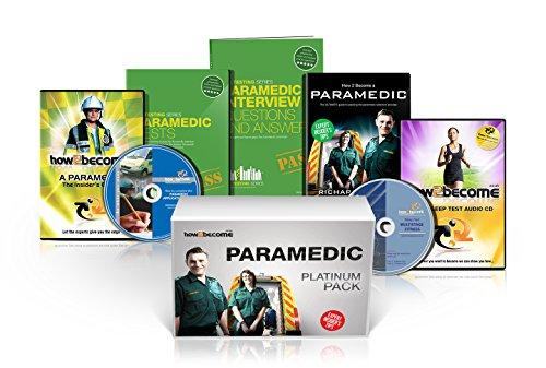 Paramedic Recruitment Platinum Package Box Set: How to Become a Paramedic Book, Paramedic Interview...