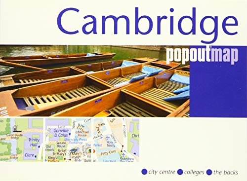 9781910218198: Cambridge PopOut Map (PopOut Maps)