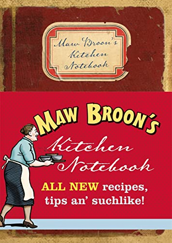 9781910230268: Maw Broon's Kitchen Notebook: ALL NEW Recipes, Tips an' Suchlike!
