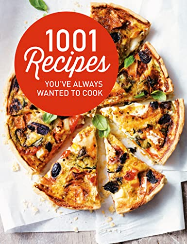 1001 Recipes You Always Wanted to Cook: Thomas, Heather