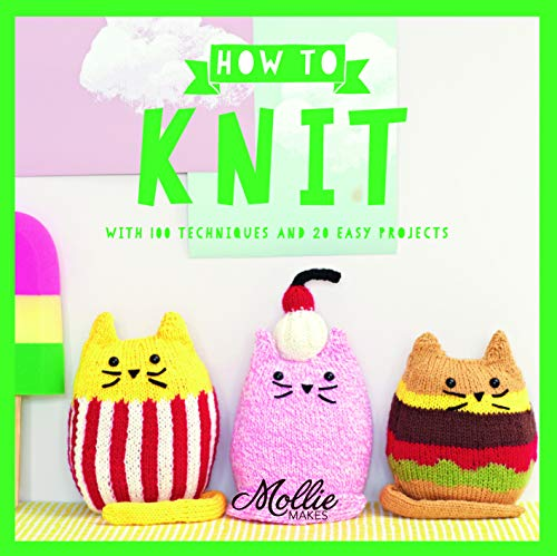 9781910231807: How to Knit: With 100 techniques and 20 easy projects