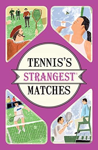 Tennis's Strangest Matches (Strangest series): Seddon, Peter