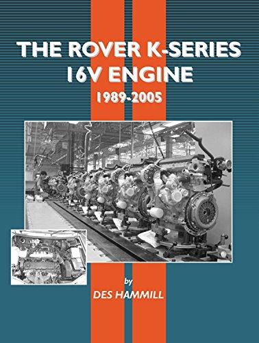 9781910241271: Rover K Series Engine