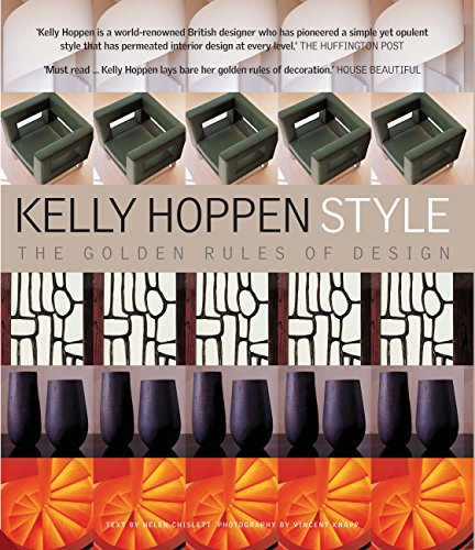 9781910254080: Kelly Hoppen Style: The Golden Rules of Design