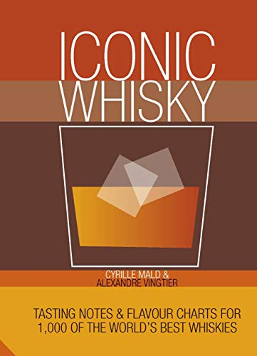 9781910254639: Iconic Whisky: Tasting Notes and Flavour Charts for 1,000 of the World's Best Whiskies
