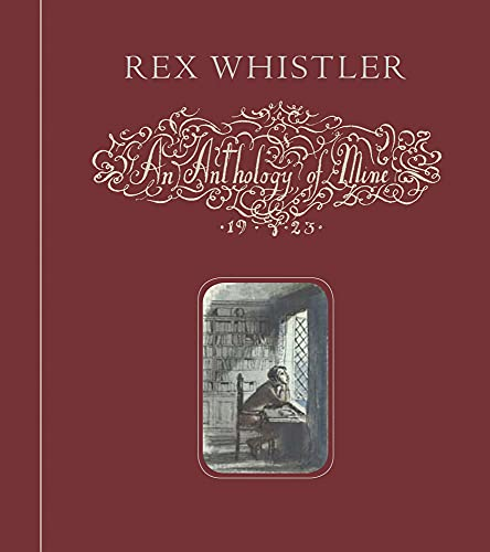 An Anthology of Mine: Whistler, Rex