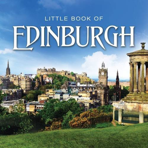 Little Book of Edinburgh (Little Books): Martine Pugh