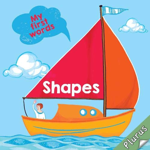 My First Words: Shapes: McSimpson, Amy