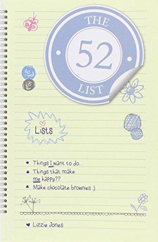 9781910275023: The 52 List