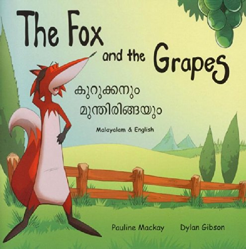9781910280072: The Fox and the Grapes