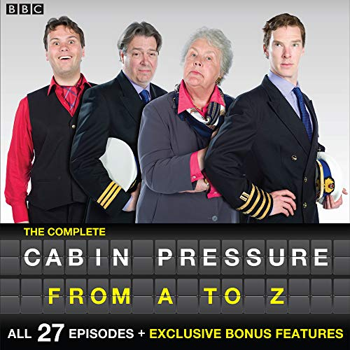 9781910281994: Cabin Pressure: A-Z: The BBC Radio 4 airline sitcom