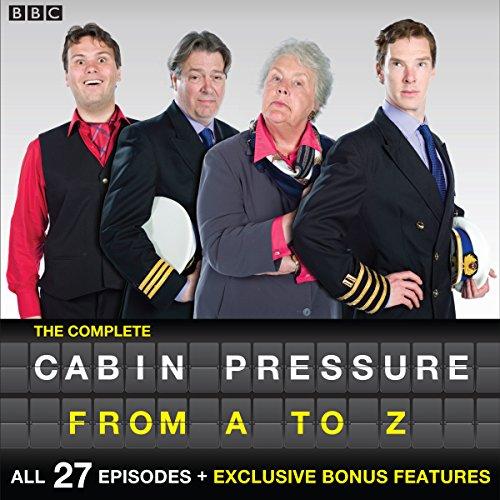 9781910281994: Cabin Pressure: A-Z: The BBC Radio 4 Airline Sitcom