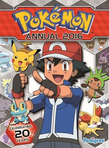 9781910287170: Pokemon Annual 2016